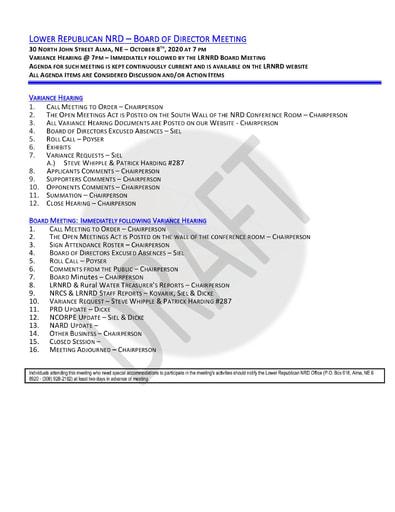 1 Agenda 10 08 2020